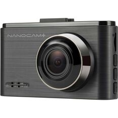Nanocam+ NCP-DVRGPSWIFI 1080P Dash Cam with GPS & WiFi Connectivity, , scaau_hi-res