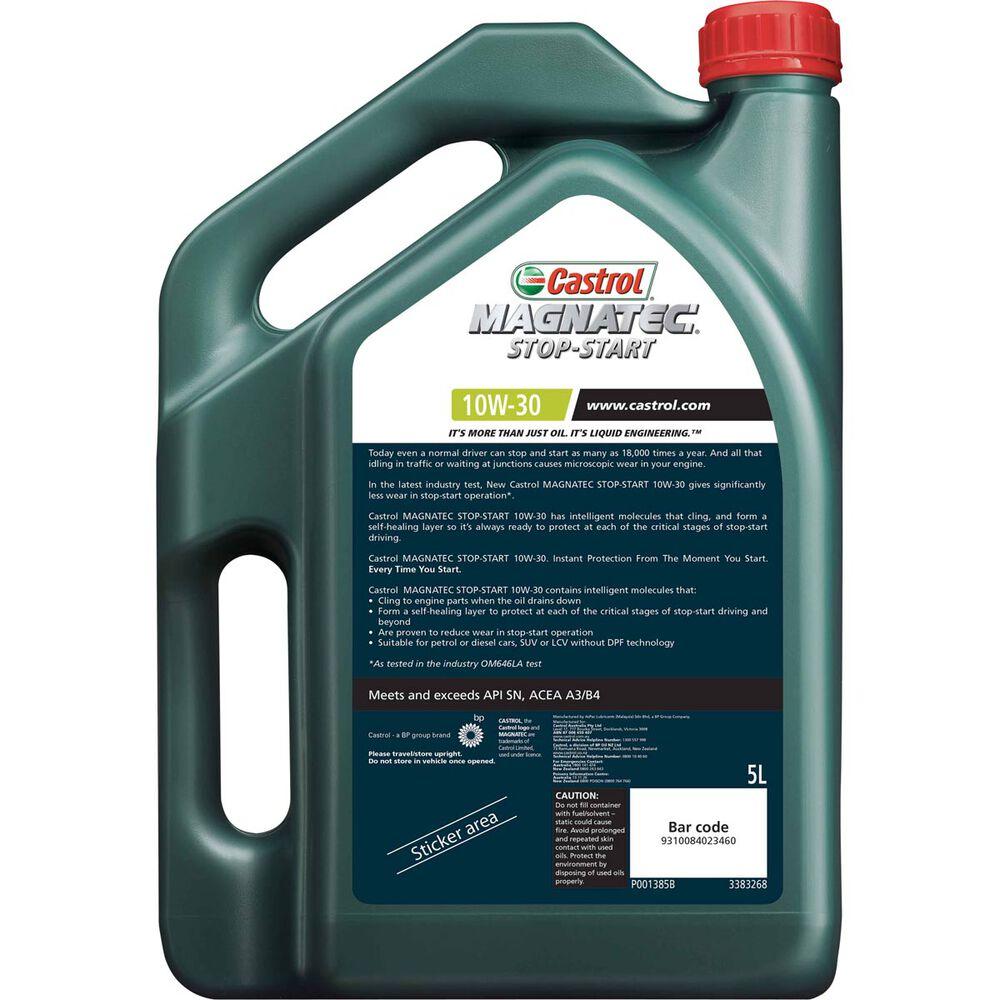 Castrol Magnatec Stop Start Engine Oil 10w 30 5 Litre Supercheap 5w Scaau Hi