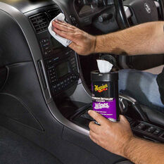 Meguiar's Quik Interior Detailer Wipes - 25 Pack, , scaau_hi-res