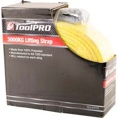 ToolPRO Lifting Strap Webbing - 3000kg, , scaau_hi-res