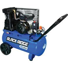 Blackridge Air Compressor 2.5HP Belt Driven 40 Litre tank, , scaau_hi-res
