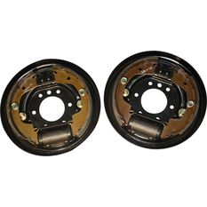 Trailer Brake Backing Plate - Hydraulic, , scaau_hi-res