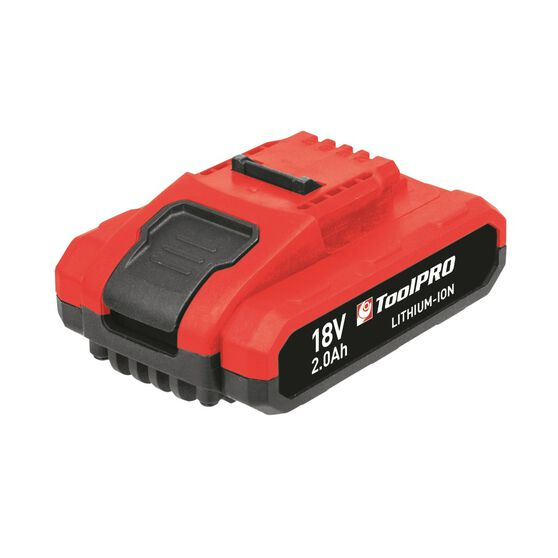 ToolPRO Battery - 18V, 2Ah, , scaau_hi-res