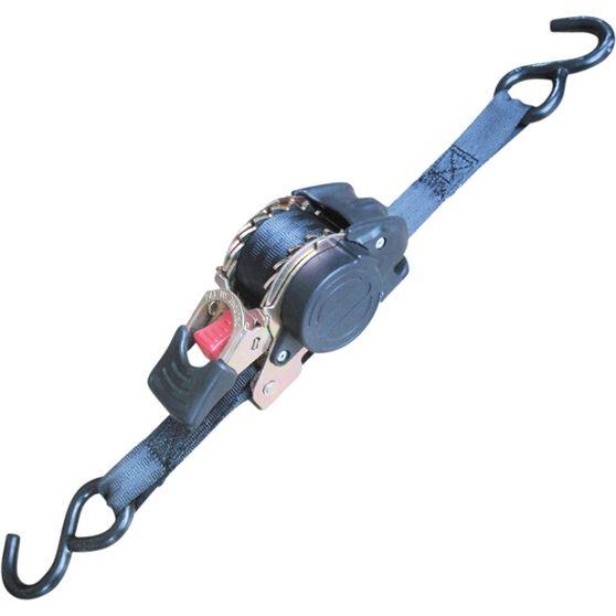 SCA Retractable Tie Down - 3m, 340kg, 2 Pack, , scaau_hi-res