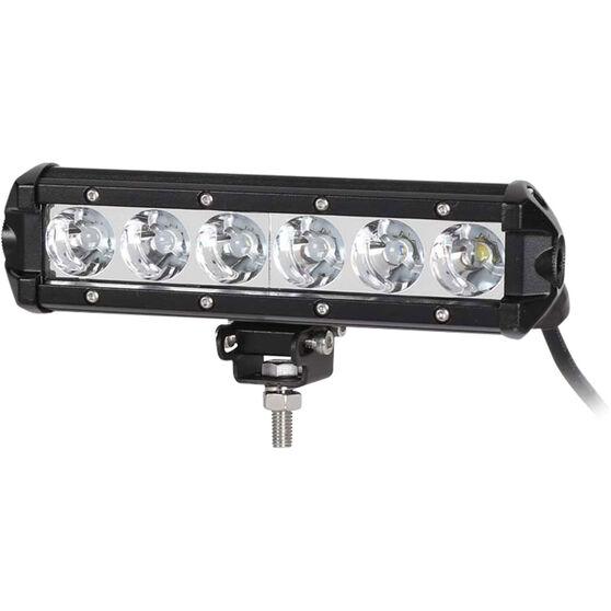 "Enduralight Driving Light Bar LED 7.5"" Single Row - 18W, , scaau_hi-res"