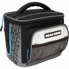 Ridge Ryder Soft Cooler with hard top - 8L, , scaau_hi-res