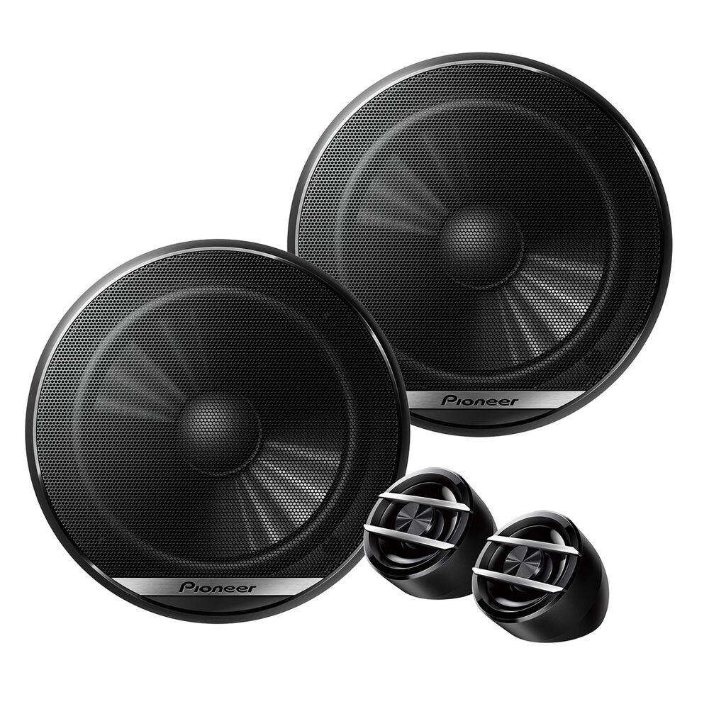 Cheap Car Payments >> Pioneer 6.5 inch Component Speaker Set - TS-G160C ...