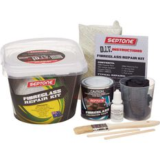 Septone Fibreglass Repair Kit, , scaau_hi-res