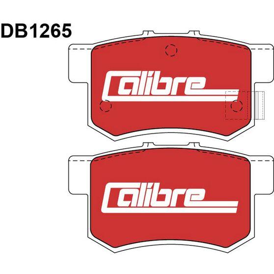 Calibre Disc Brake Pads - DB1265CAL, , scaau_hi-res