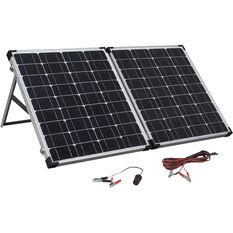 Solar Battery Charger Kit - 90 Watt, , scaau_hi-res