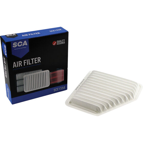 SCA Air Filter - SCE1558 (Interchangeable with A1558), , scaau_hi-res