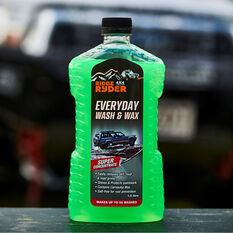 Ridge Ryder Everyday Wash & Wax - 1.5 Litre, , scaau_hi-res