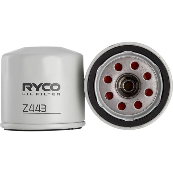 Ryco Oil Filter - Z443, , scaau_hi-res