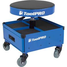 ToolPRO Roller Seat and Dawers - Blue, , scaau_hi-res