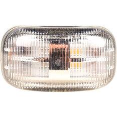 Side Marker - LED, Red / Amber, 10-30V, , scaau_hi-res
