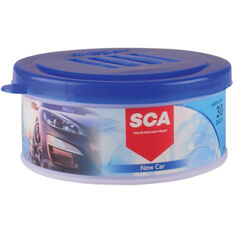 SCA Gel Air Freshener - New Car , 50g, , scaau_hi-res