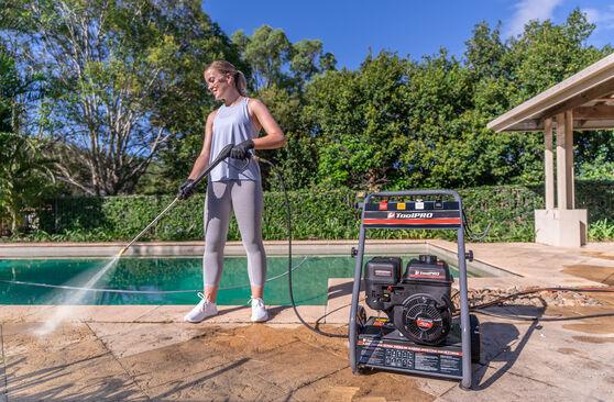 ToolPRO Petrol Pressure Washer 6.5HP, , scaau_hi-res