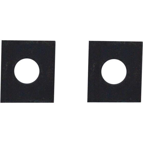 Trojan Axle Pads - 50mm x 50mm x 8mm, 2 Piece, , scaau_hi-res