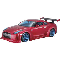 Nissan GT-R - 1:24 scale model, , scaau_hi-res