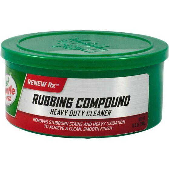 Turtle Wax Rubbing Compound 298g, , scaau_hi-res