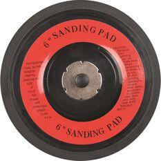 Air Sanding Pad - 6, 150mm, , scaau_hi-res