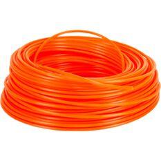 Tuff Cut Trimmer Line - Orange, 2.4mm X 43m, , scaau_hi-res