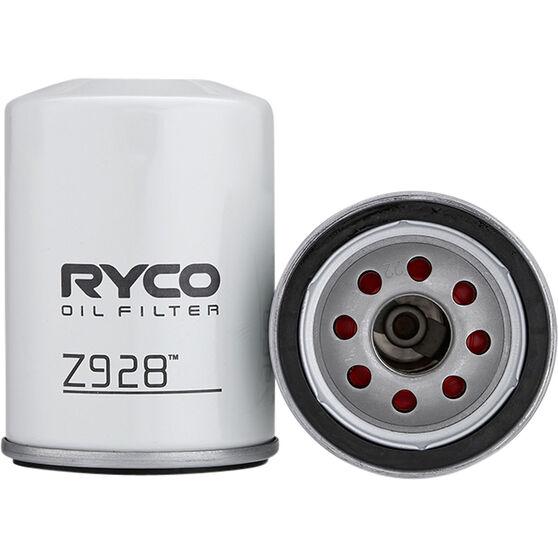 Ryco Oil Filter - Z928, , scaau_hi-res