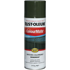 Rust-Oleum Aerosol Paint - Colourmate, Mangrove 312g, , scaau_hi-res