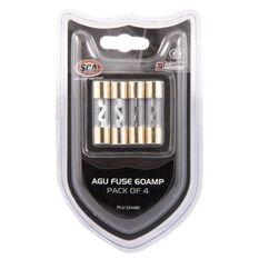 SCA Audio Fuse - 60Amp, 4 Pack, , scaau_hi-res