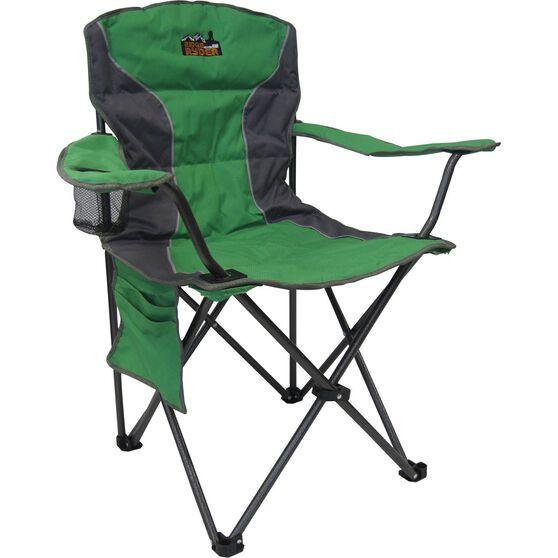 Ridge Ryder Stirling Camping Chair 120kg, , scaau_hi-res