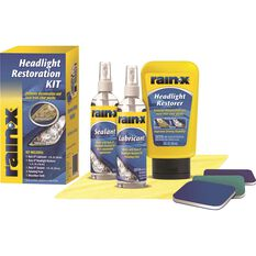 Rain-X Headlight Restoration Kit, , scaau_hi-res