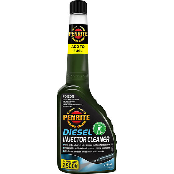 Penrite Diesel Injector Cleaner 375ml, , scaau_hi-res