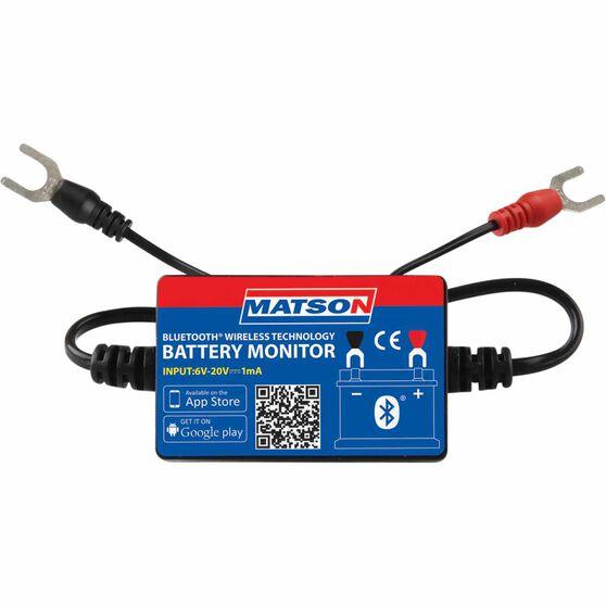 Matson Bluetooth Wireless Battery Monitor