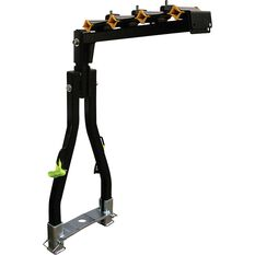Bike Carrier - Twin Pole, 4 Clamp, , scaau_hi-res