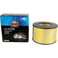 Air Filter - SCE340 (Interchangeable with A340), , scaau_hi-res