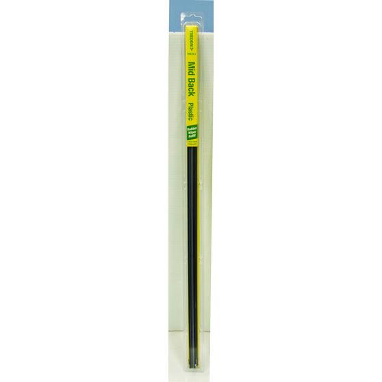 Tridon Wiper Refills - Plastic Mid Back, Suits 7.5mm, 2 Pack, , scaau_hi-res