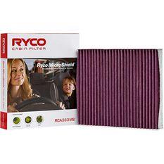 Ryco Cabin Air Filter Microshield RCA333MS, , scaau_hi-res