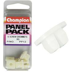 Champion Screw Grommets - 8G, PP13, Panel Pack, , scaau_hi-res