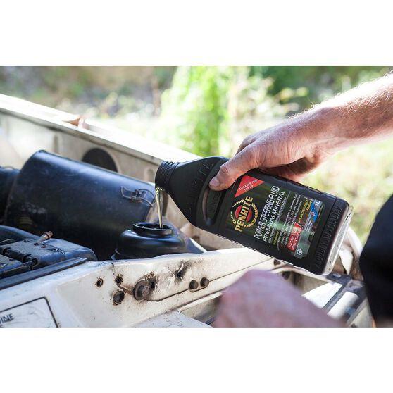 Penrite Power Steering Fluid & Stop Leak 1 Litre, , scaau_hi-res