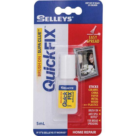 Supa Glue - Quickfix, Brush On, 5mL, , scaau_hi-res