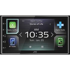 JVC Apple Carplay Android Auto Digital Media Player KWM745DBT, , scaau_hi-res