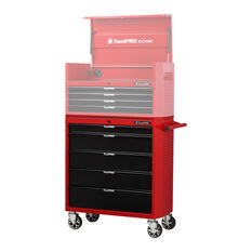 ToolPRO Edge Series Tool Cabinet 5 Drawer 36 Inch, , scaau_hi-res