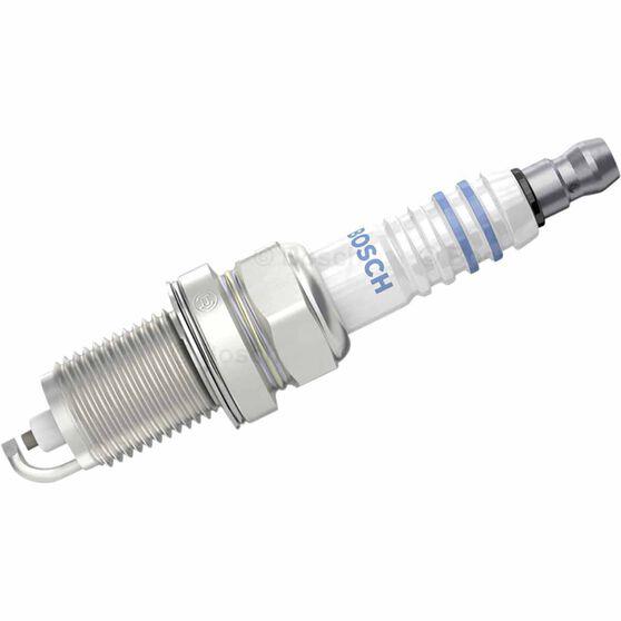 Bosch Spark Plug Single FQR8LEU2, , scaau_hi-res