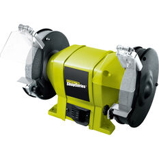 Rockwell ShopSeries Bench Grinder 150mm 250W, , scaau_hi-res