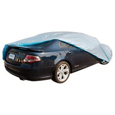 Car Cover - Silver Protection, Water Resistant, Suits Extra Large Vehicles, , scaau_hi-res