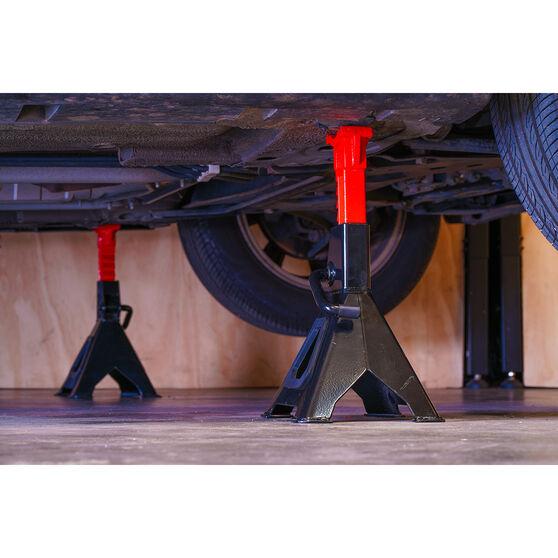 ToolPRO Car Stands Ratchet 2000kg, , scaau_hi-res