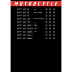Race Performance Motorcycle Oil Filter RP153, , scaau_hi-res