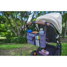 Cabin Crew Organiser Headrest/Stroller Grey, , scaau_hi-res