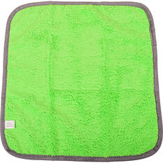SCA Premium Plush Microfibre Cloth - 400 x 400mm, , scaau_hi-res