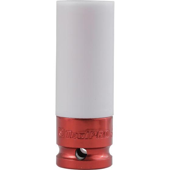 ToolPro Single Socket - Mag, 1 / 2 inch Drive, 21mm, , scaau_hi-res